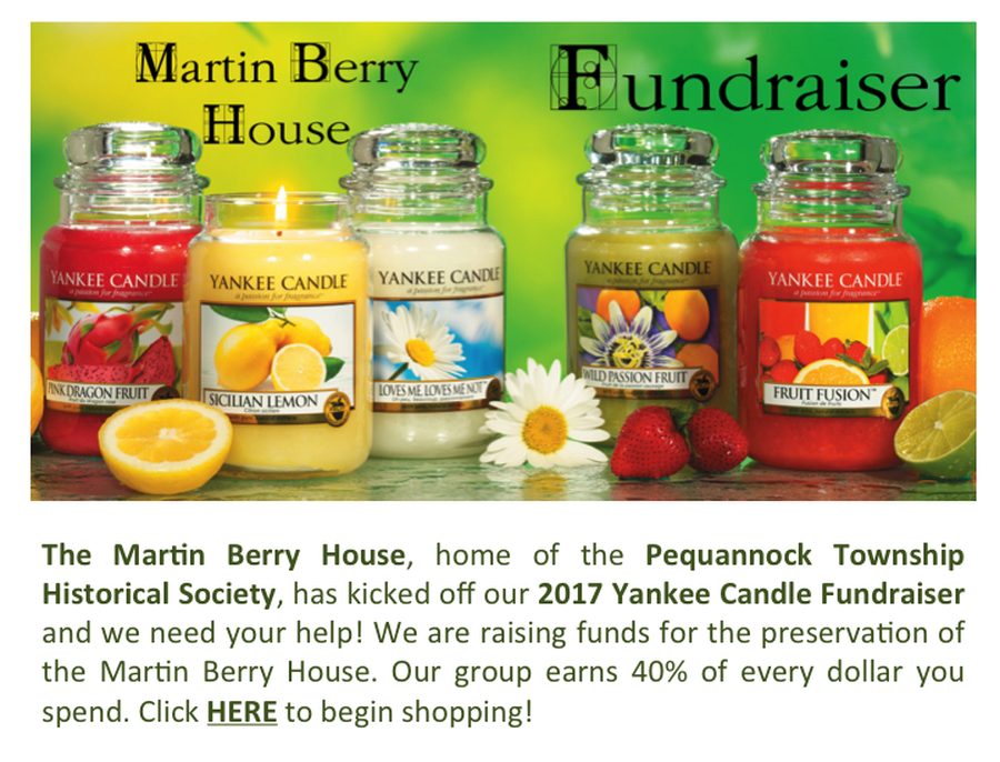MBH Yankee Candle 2017 Sale
